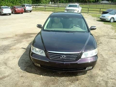 2007 Hyundai Azera for sale at WILLIAMS CLASSIC CARS in Ocala FL
