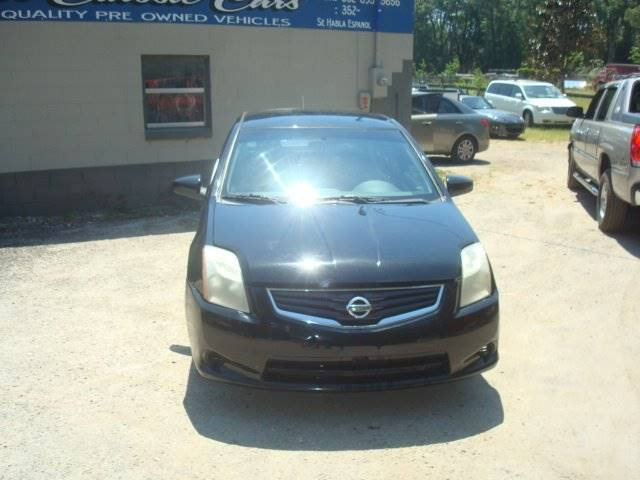 2011 Nissan Sentra for sale at WILLIAMS CLASSIC CARS in Ocala FL