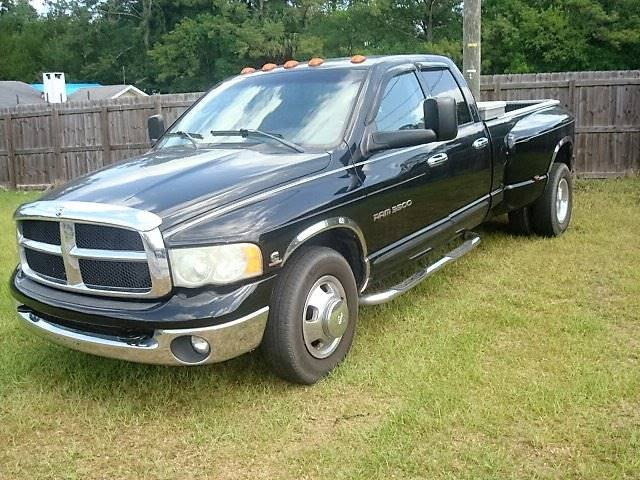 2005 Dodge Ram Pickup 3500 for sale at WILLIAMS CLASSIC CARS in Ocala FL