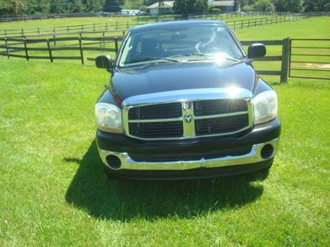 2006 Chevrolet Silverado 2500HD for sale at WILLIAMS CLASSIC CARS in Ocala FL