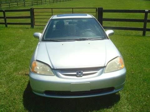 2003 Honda Civic for sale at WILLIAMS CLASSIC CARS in Ocala FL