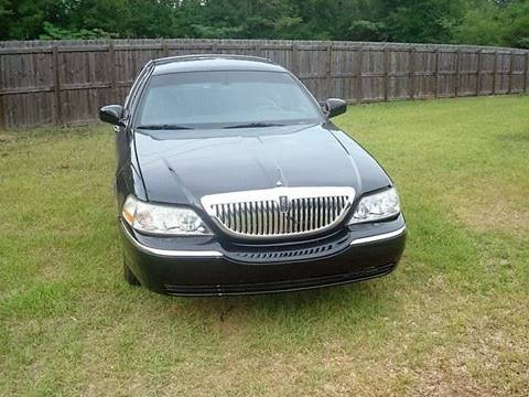 2008 Lincoln Town Car for sale at WILLIAMS CLASSIC CARS in Ocala FL