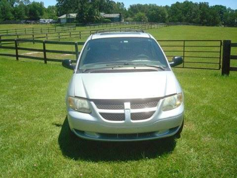 2007 Dodge Grand Caravan for sale at WILLIAMS CLASSIC CARS in Ocala FL