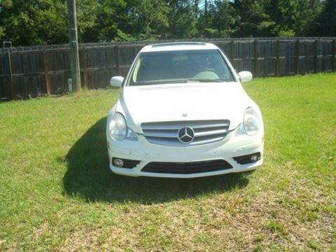 2008 Mercedes-Benz R-Class for sale at WILLIAMS CLASSIC CARS in Ocala FL