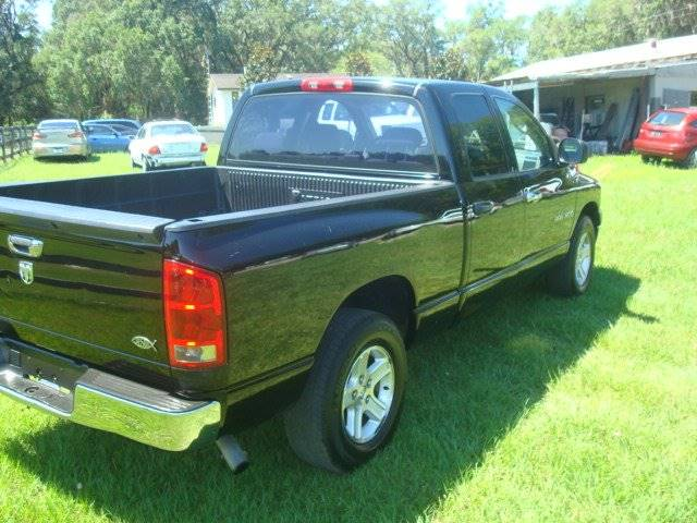2006 Dodge Ram Pickup 1500 for sale at WILLIAMS CLASSIC CARS in Ocala FL