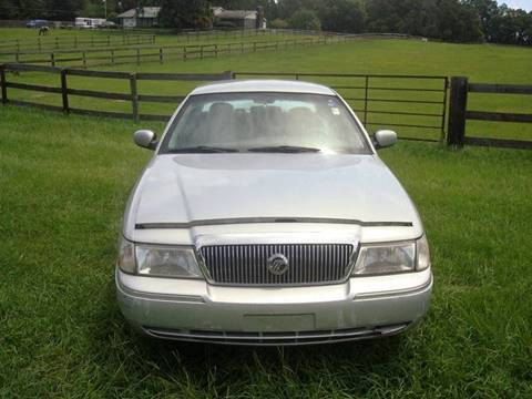 2003 Mercury Grand Marquis for sale in Ocala, FL