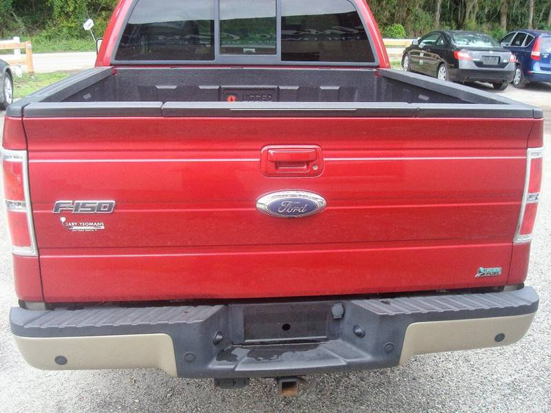 2010 Ford F-150 for sale at WILLIAMS CLASSIC CARS in Ocala FL