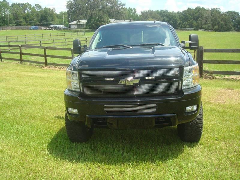 2012 Chevrolet Silverado 2500HD for sale at WILLIAMS CLASSIC CARS in Ocala FL