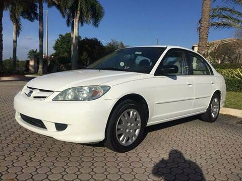 2005 Honda Civic for sale in Davie, FL