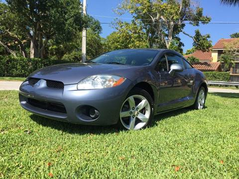2008 Mitsubishi Eclipse For Sale In Hollywood, FL