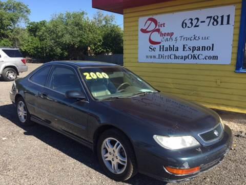 1999 Acura CL for sale in Oklahoma City, OK