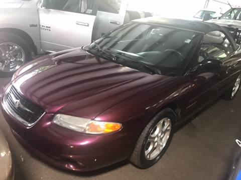 2000 Chrysler Sebring for sale in Oklahoma City, OK