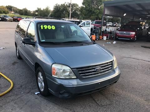 2004 Ford Freestar for sale in Oklahoma City, OK