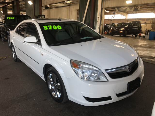 2008 Saturn Aura Xe Oklahoma City Dirt Cheap Cars Trucks