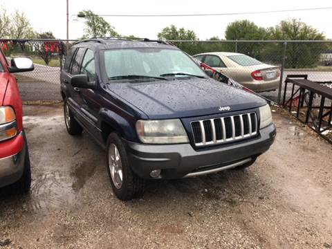 used 2004 jeep grand cherokee for sale in oklahoma city. Black Bedroom Furniture Sets. Home Design Ideas
