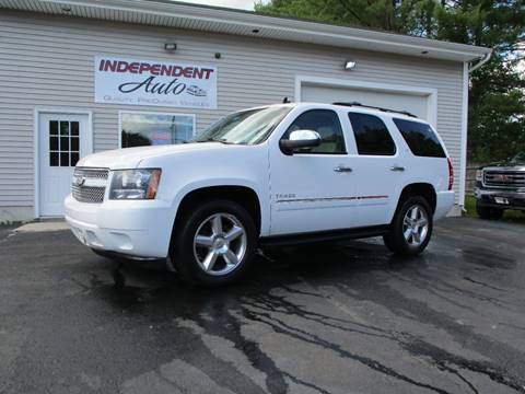 2011 Chevrolet Tahoe for sale in Lewiston, ME