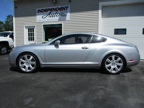 2005 Bentley Continental GT for sale in Lewiston, ME