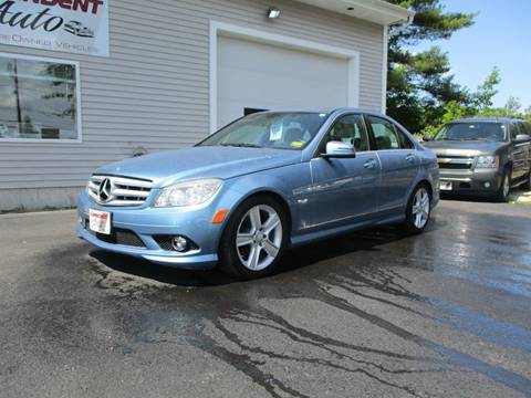 2010 Mercedes-Benz C-Class for sale in Lewiston, ME