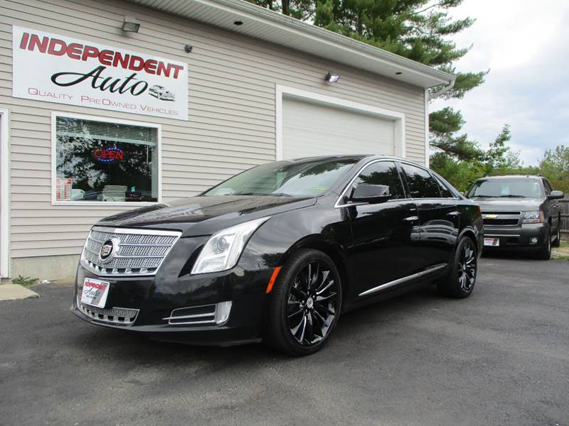 2013 Cadillac Xts Platinum Collection In Lewiston Me Independent Auto