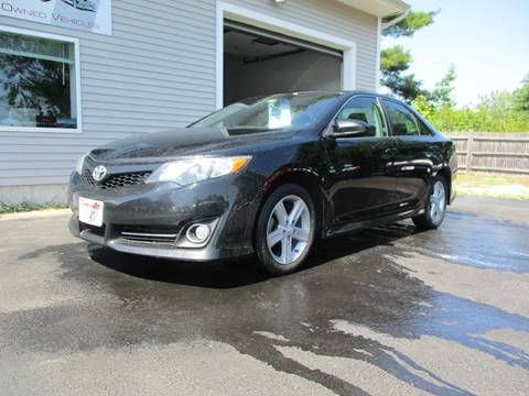2012 Toyota Camry for sale in Lewiston, ME