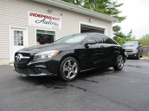 2014 Mercedes-Benz CLA for sale in Lewiston, ME