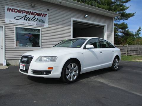 2007 Audi A6 for sale in Lewiston, ME
