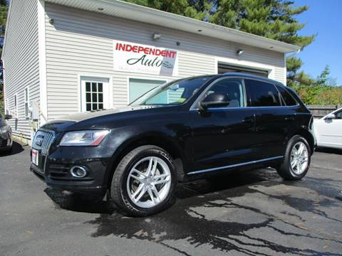 2013 Audi Q5 for sale in Lewiston, ME