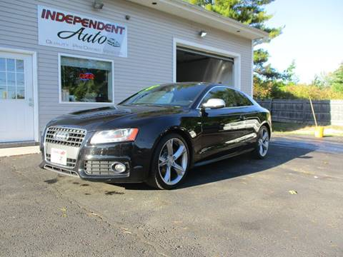 2010 Audi A5 for sale in Lewiston, ME