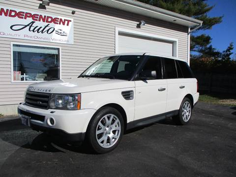 2009 Land Rover Range Rover Sport for sale in Lewiston, ME