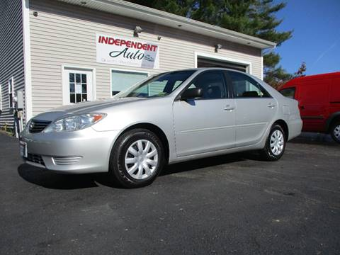 2005 Toyota Camry for sale in Lewiston, ME