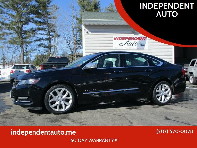 2014 Chevrolet Impala Ltz In Lewiston Me Independent Auto