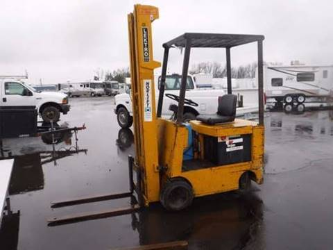 2000 Lecktro Forklift for sale at Paradise Motors Inc in Sweet Home OR