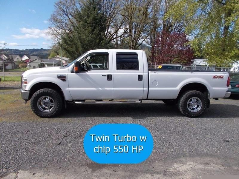 2008 Ford F-350 Super Duty for sale at Paradise Motors Inc in Sweet Home OR