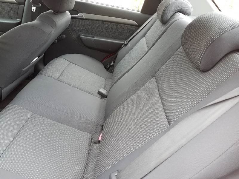 2007 Chevrolet Aveo for sale at Paradise Motors Inc in Sweet Home OR