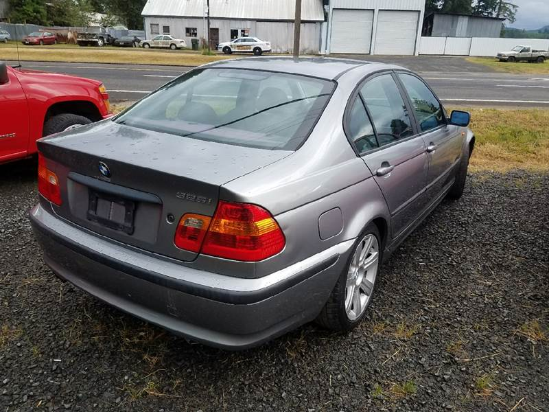 2003 BMW 3 Series for sale at Paradise Motors Inc in Sweet Home OR