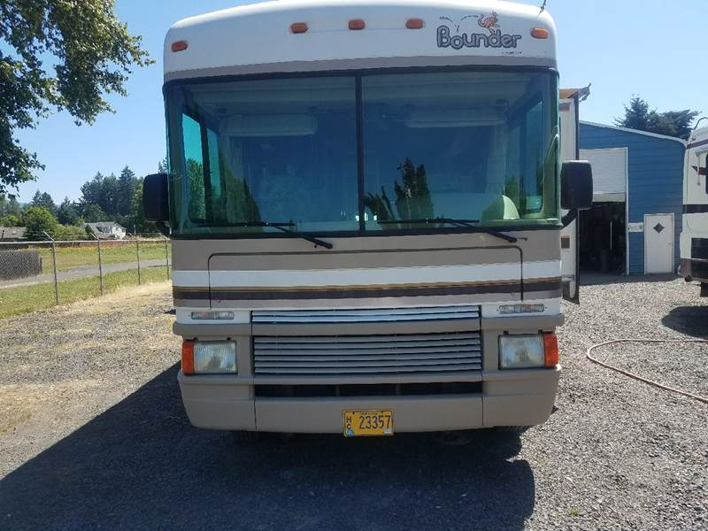 1999 Fleetwood Bounder for sale at Paradise Motors Inc in Sweet Home OR