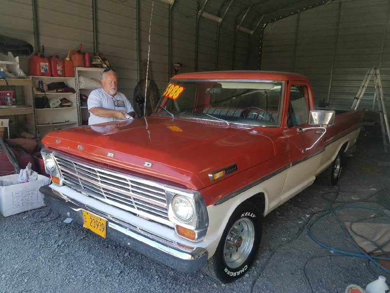 1968 Ford F-100 for sale at Paradise Motors Inc in Sweet Home OR