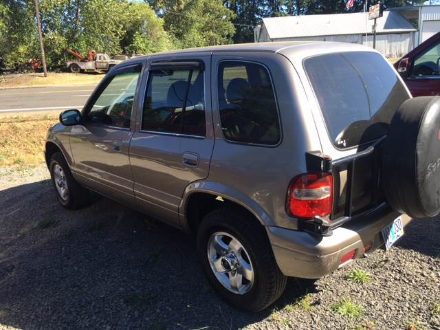 2002 Kia Sportage for sale at Paradise Motors Inc in Sweet Home OR