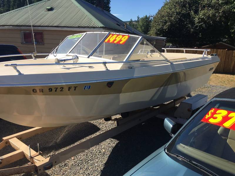 1973 REINELL 18 for sale at Paradise Motors Inc in Sweet Home OR