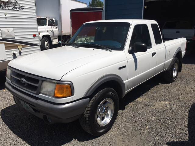 1997 Ford Ranger for sale at Paradise Motors Inc in Sweet Home OR
