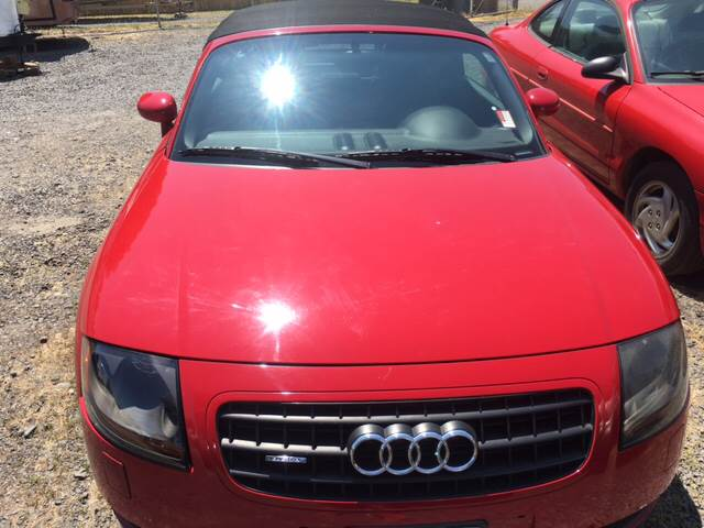 2001 Audi TT for sale at Paradise Motors Inc in Sweet Home OR