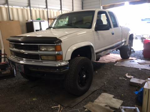 1998 Chevrolet C/K 1500 Series for sale at Paradise Motors Inc in Sweet Home OR