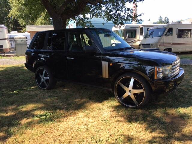 2004 Land Rover Range Rover for sale at Paradise Motors Inc in Sweet Home OR