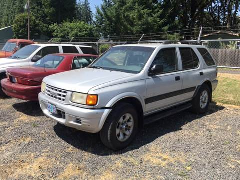 1999 Isuzu Rodeo for sale at Paradise Motors Inc in Sweet Home OR