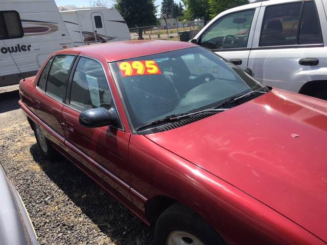 1998 Buick Skylark for sale at Paradise Motors Inc in Sweet Home OR