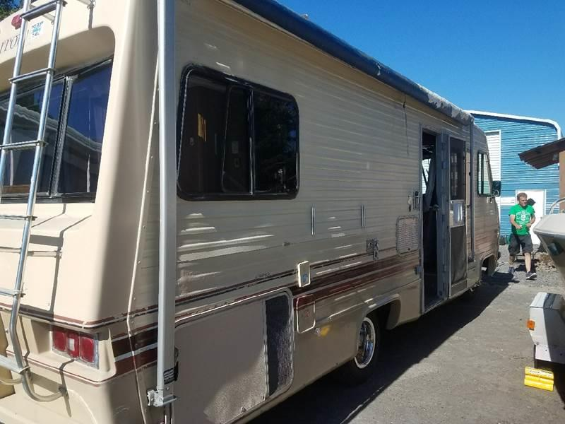 1985 Pace 27y for sale at Paradise Motors Inc in Sweet Home OR