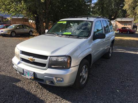 2008 Chevrolet TrailBlazer for sale at Paradise Motors Inc in Sweet Home OR