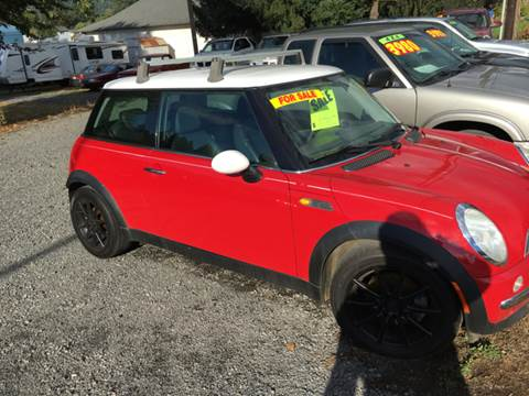 2003 MINI Cooper for sale at Paradise Motors Inc in Sweet Home OR