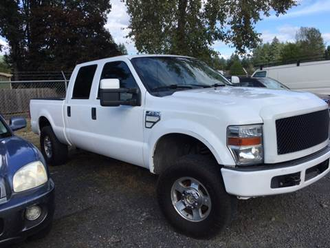 2008 Ford F-250 Super Duty for sale at Paradise Motors Inc in Sweet Home OR