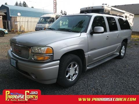 2004 GMC Yukon XL for sale in Sweet Home, OR